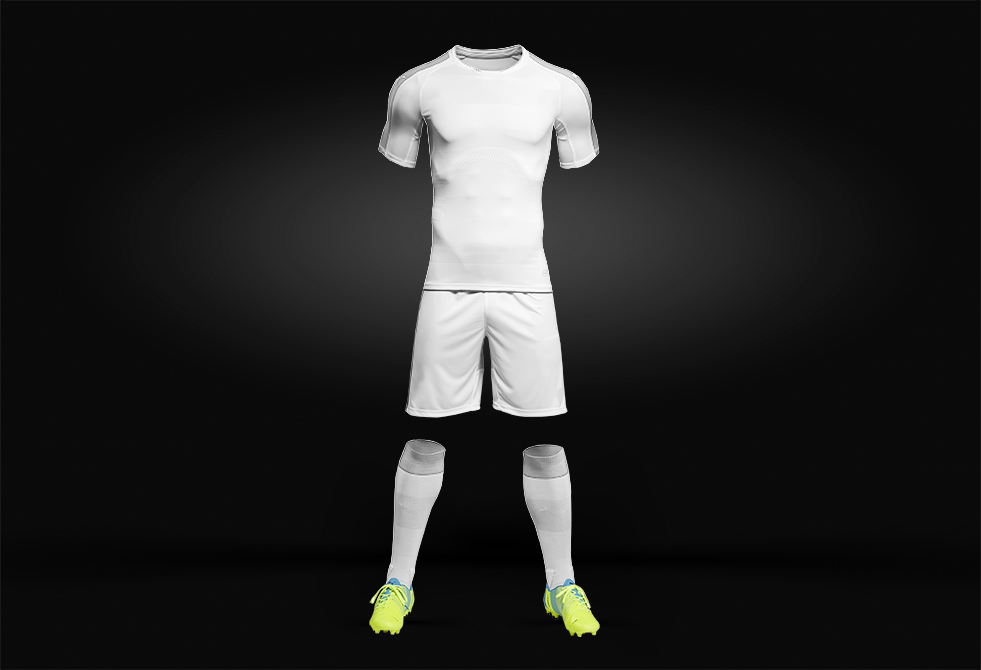 Football Kit Mockup