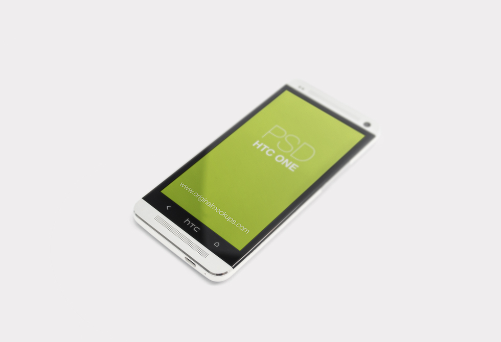 HTC One - originalmockups