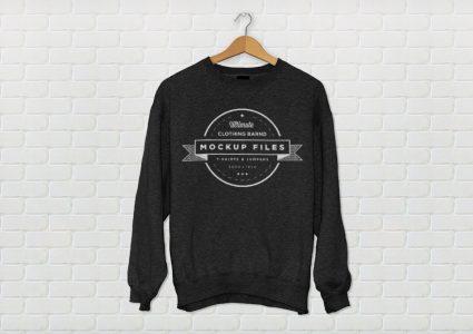 Мокап свитера