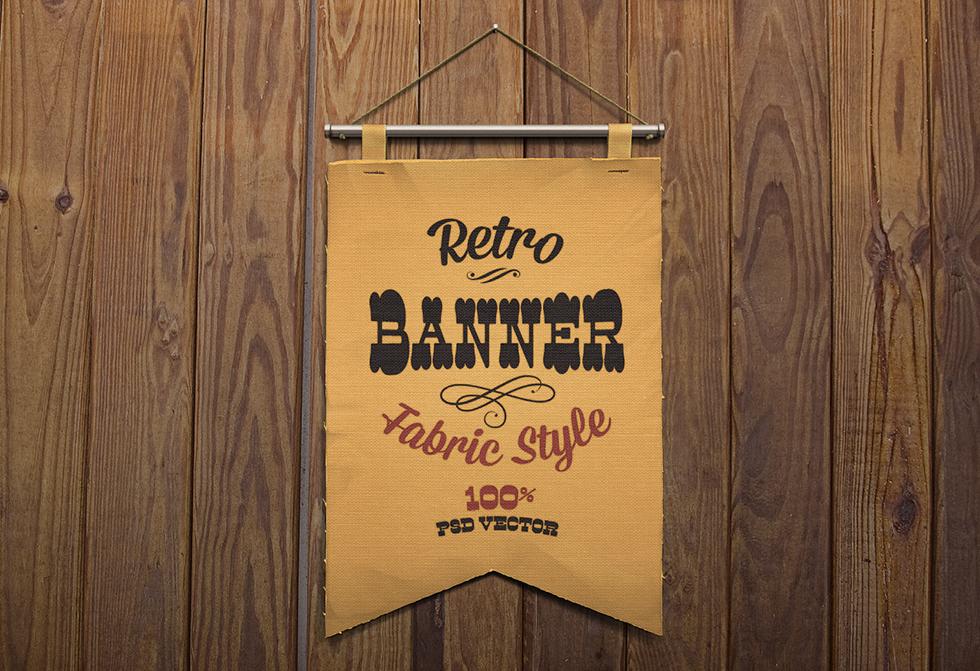 Retro-Fabric-Banner