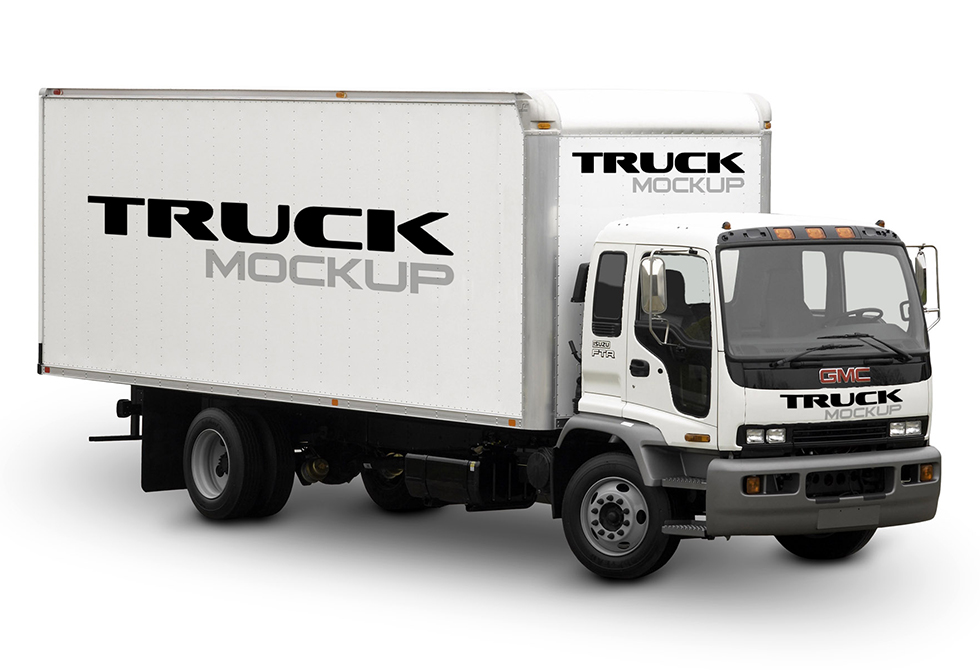truck-mock-up
