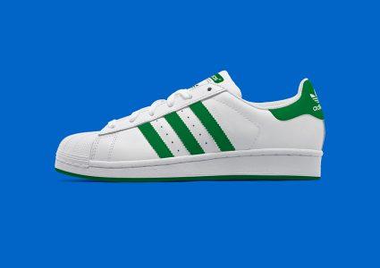 Мокап кроссовок Adidas