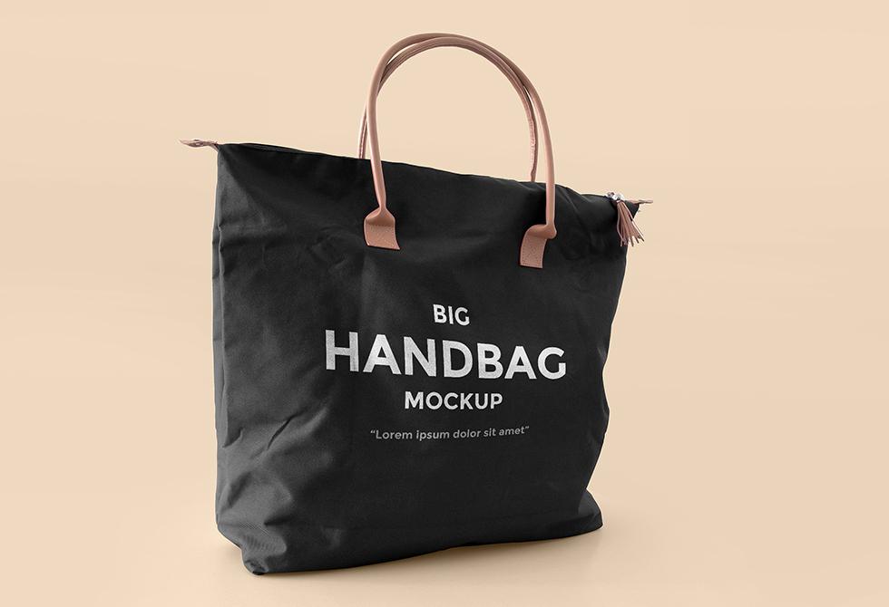 handbag-mockup-black