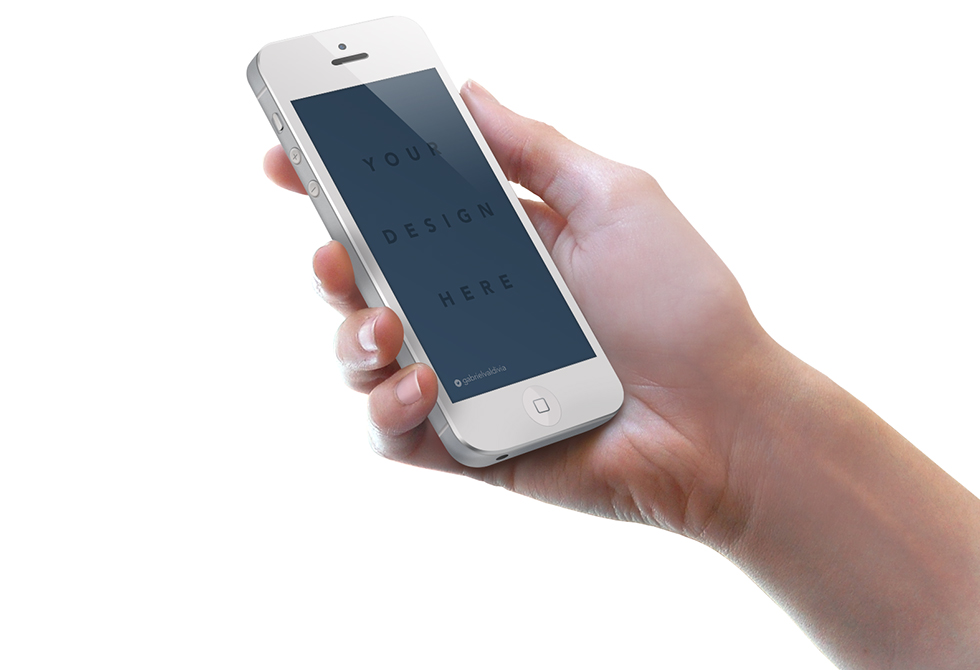 iphone-mockup-white