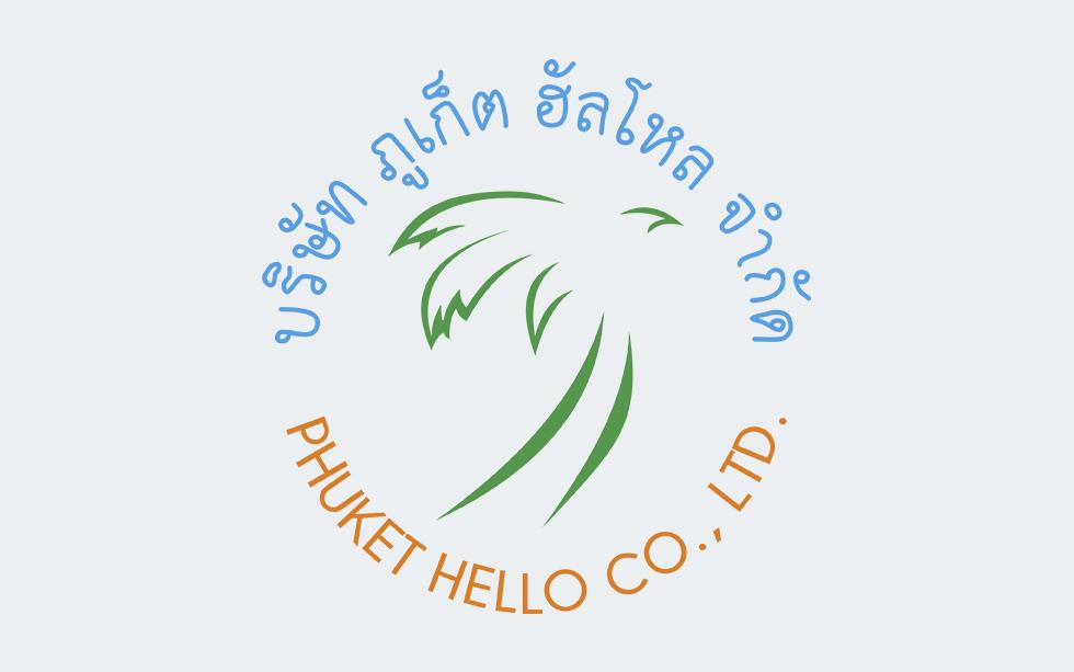 Логотип на начальной стадии