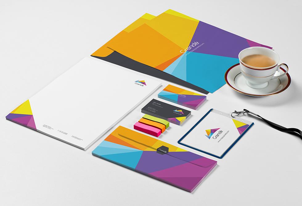 Процесс графического дизайна