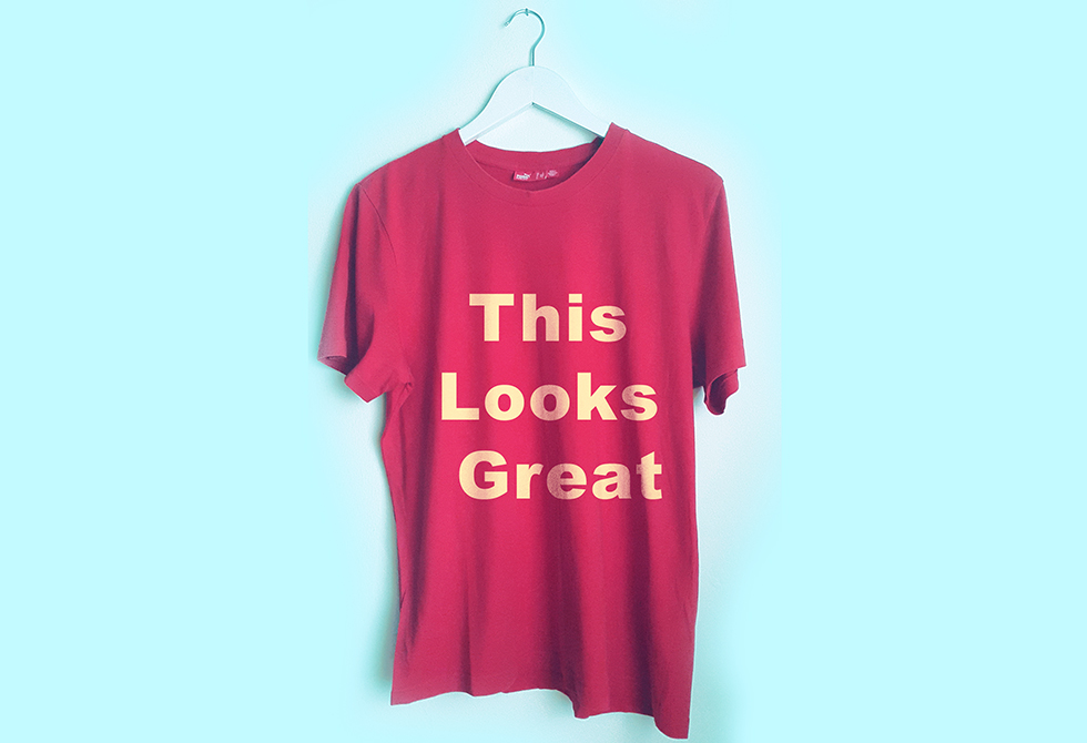this_looksgGreat-t-shirt