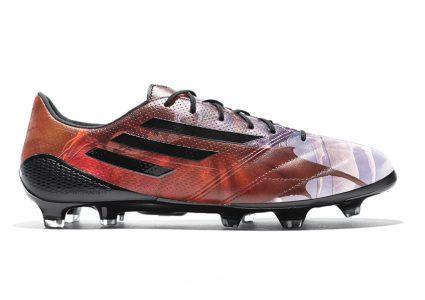 Мокап футбольной обуви