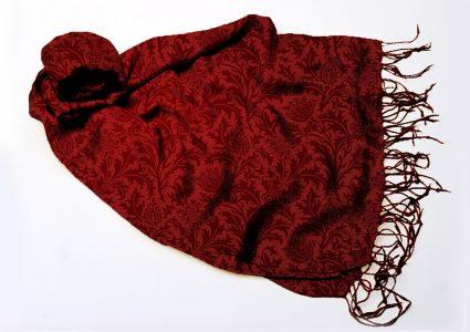 Мокап шарфа
