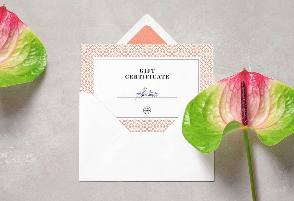 Card Envelope MockUp