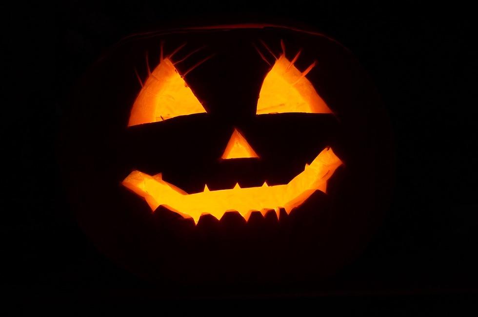 Мокап Halloween