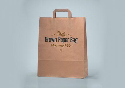 Мокап сумки